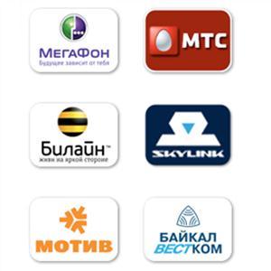 Операторы сотовой связи Ачита